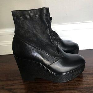 Robert Clergerie short boots